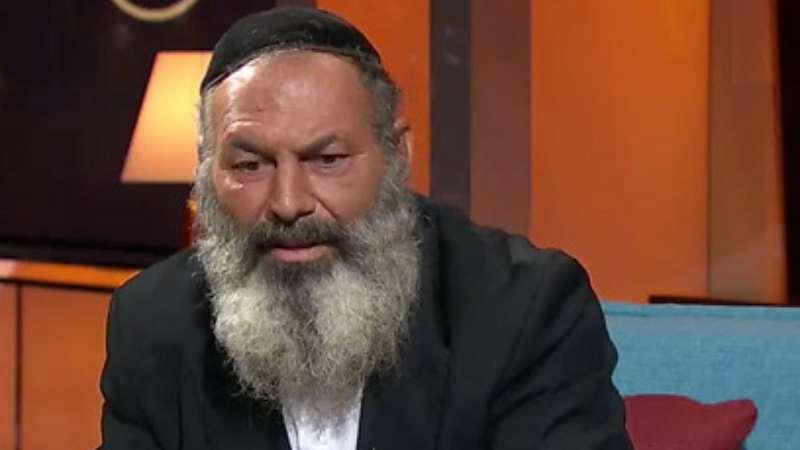 تحول قيادي الله حاخامٍ يهوديٍ؟