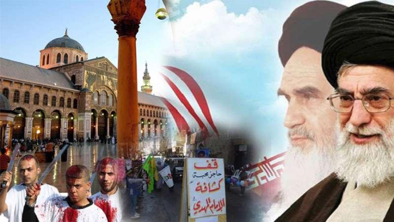 التشيّع دمشق ..هكذا تبتلع إيران