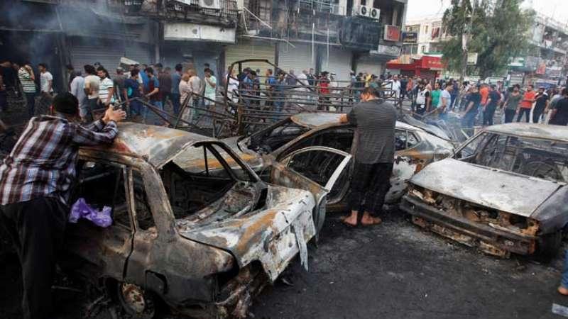 عاجل العراق أكثر قتيلاً وجريحاً