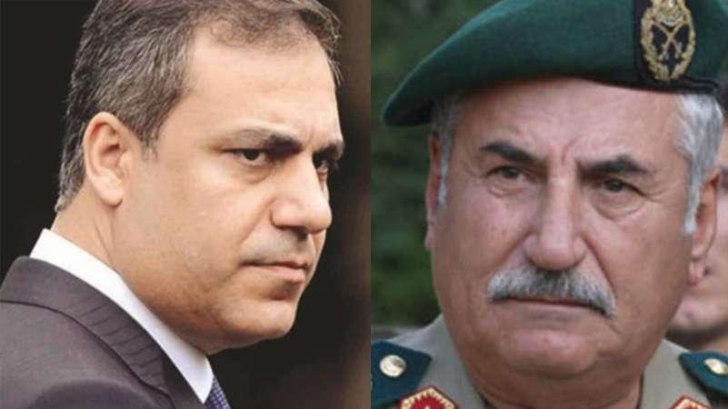 تمهيداً لتشكيل حكومة عسكرية موسعة في سوريا .. العماد حبيب في أنقرة