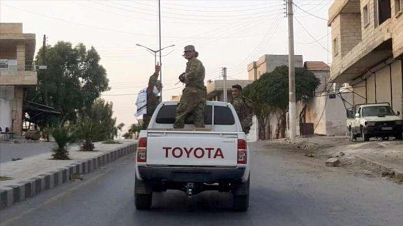 جرابلس ملامح جديدة لخطوط الصراع