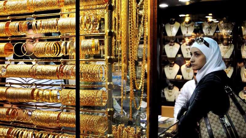 انخفاض جديد لأسعار الذهب في أسواق سوريا