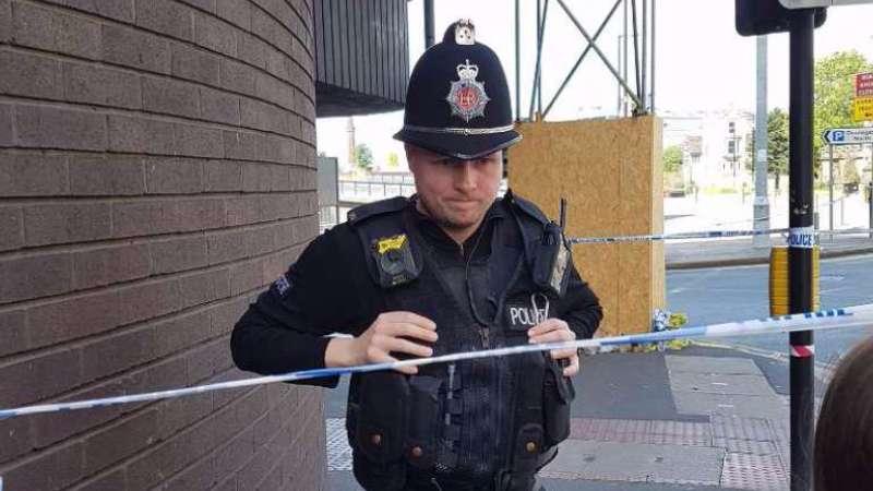 الشرطة البريطانية تنشر صورة منفذ اعتداء مانشستر
