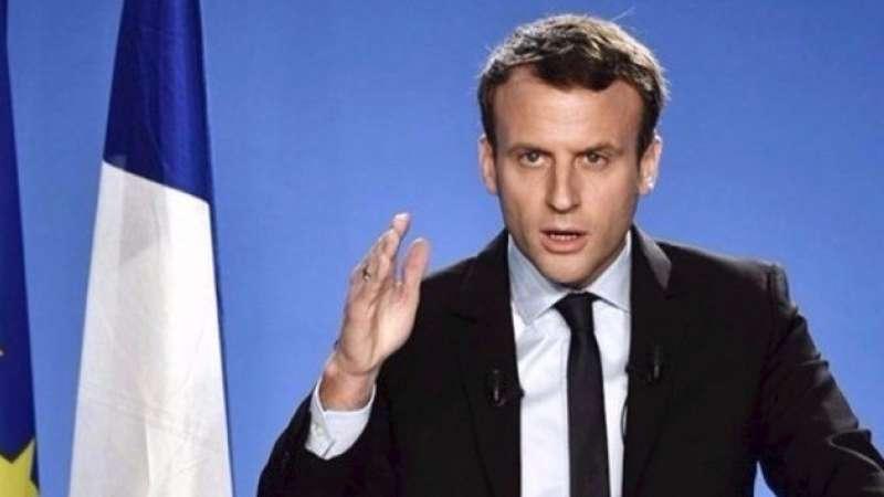 الأسد صديق فرنسا والرئيس الشرعي لسوريا — ماكرون