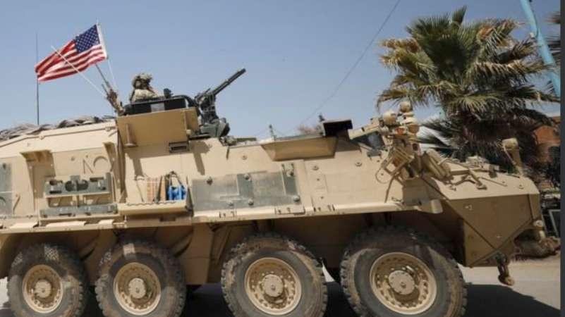 مصدر عسكري يهاجم التحالف: أعطيتم الضوء الأخضر لتمدد إيران في البادية