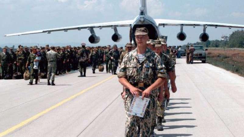 روسيا تحدد المدة الزمنية لبقاء قواتها الجوية في سوريا