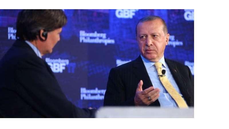 كلمة لأردوغان أمريكا أمام رؤساء