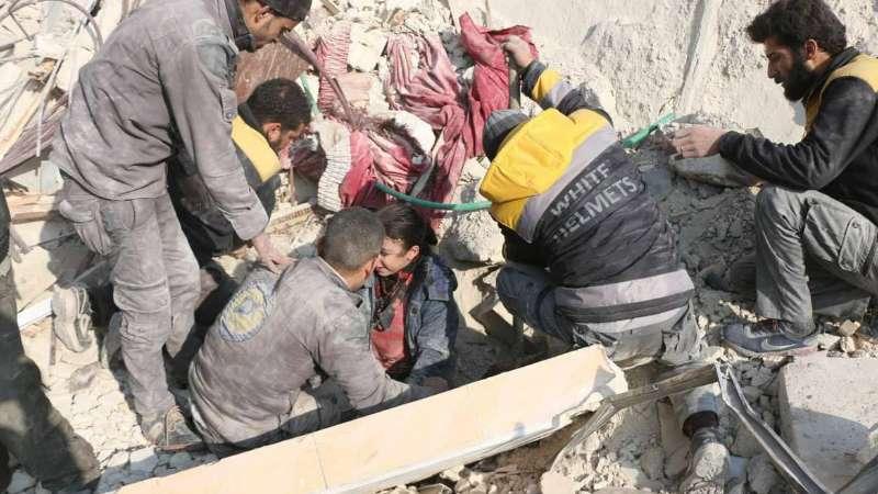الأمم المتحدة: النظام قتل  85 مدنياً في الغوطة الشرقية خلال أيام