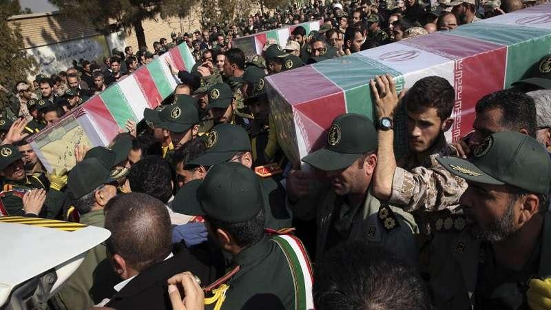 مقتل سبعة عناصر ميليشيات ((فاطميون