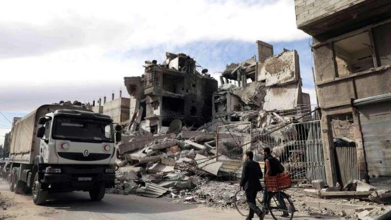 سوريا: سبع سنوات من الثورة والتجاهل الدولي