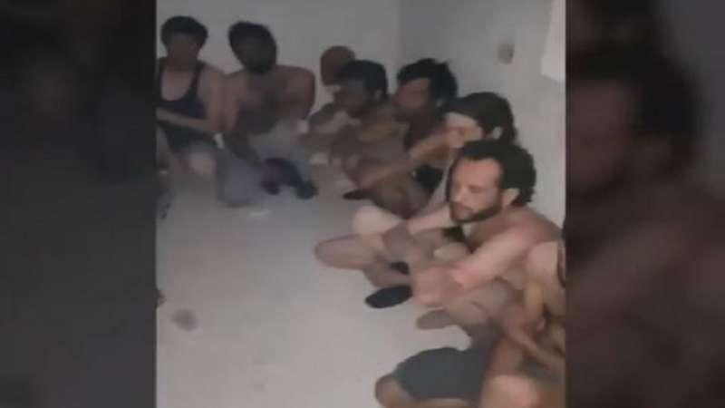شاهد مجموعة جديدة من داعش بيد فصائل درعا (فيديو)