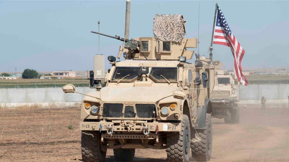 تفاصيل مشروع قرار لسحب القوات الأمريكية من سوريا