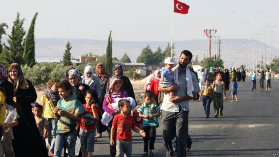 صحيفة أمريكية تتحدث عن خطة تركيا لإرسال مليون لاجئ إلى سوريا