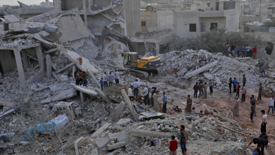الأمم المتحدة: مقتل أكثر من 1500 مدني في إدلب منذ نيسان الماضي