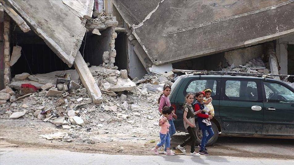 الأمم المتحدة تكشف عن الفئة الأكثر تضررا من الحرب في سوريا