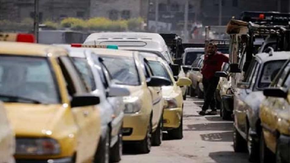 سببان يقفان وراء أزمة البنزين في مناطق سيطرة أسد (فيديو)